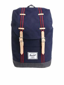 "Herschel Supply Co. - Zaino ""Retreat"" blu"