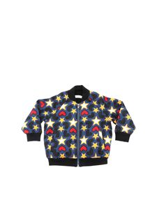 "Stella McCartney Kids - Bomber ""Joan"" blu"