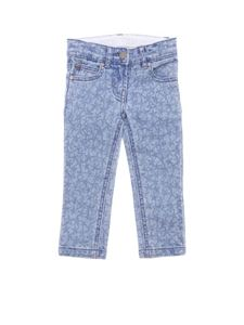 "Stella McCartney Kids - Jeans ""Nina"" azzurro"