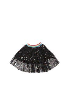 "Stella McCartney Kids - Gonna ""Amalie"" nera"