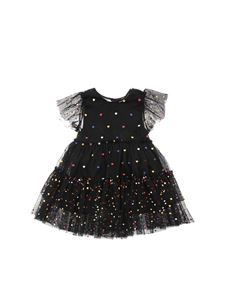 "Stella McCartney Kids - Abito ""Karina"" nero"
