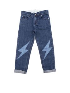 "Stella McCartney Kids - Blue ""Lohan"" jeans"