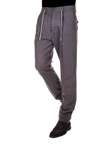 Eleventy - Casual gray trousers