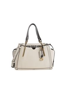 "Coach - Cream colored ""Dreamer"" bag"