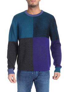 PS by Paul Smith - Multicolor merino wool pullover