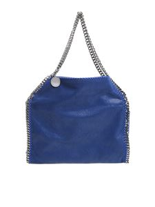 "Stella McCartney - Electric blue ""Falabella Small Tote"" bag"