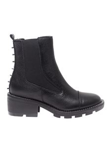 "KENDALL + KYLIE - Black ""Port"" ankle boots"