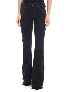 "J Brand - ""Love Story"" Black 5-pocket jeans"