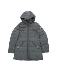 """Peuterey - """"Wave 01"""" anthracite down jacket"""