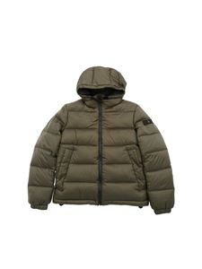 "Peuterey - ""Mor"" army green down jacket"