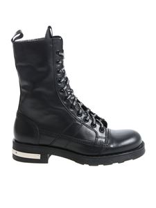 """oXs - Black """"Stewart"""" ankle boots"""