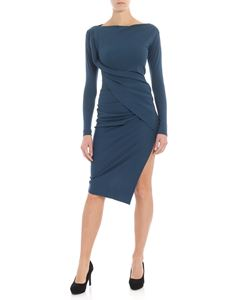 Vivienne Westwood Anglomania - Ottanio asymmetrical dress