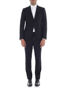 Z Zegna - Black wool suit
