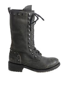 "Ash - ""Rangoon SW"" black boots"