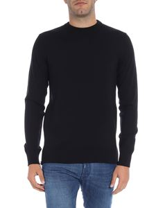 Balmain - Black sweater with zip