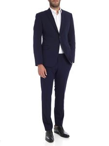 Emporio Armani - Two buttons blue suit