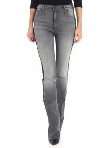 """MOTHER - Gray """"The Insider"""" jeans"""