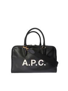 "A.P.C. - Black ""Sac Sylvle"" bag"
