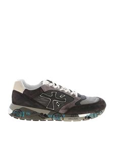 "Premiata - ""Zac Zac"" grey sneakers"