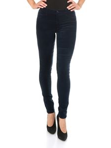 """J Brand - Jeans """"815 Mid Rise"""" in velluto 90's"""