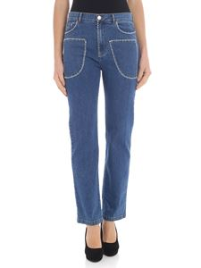 See by Chloé - 5 pockets light blue jeans