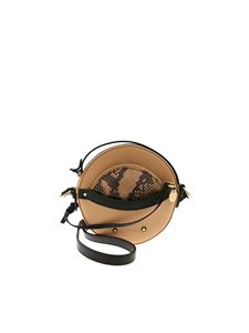 """See by Chloé - """"Rosy"""" beige and black bag"""