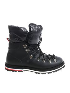 "Moncler - Black ""Inaya"" climbing shoes"