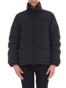 "Aspesi - Black ""Tarallo"" down jacket"