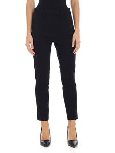 "Dondup - ""Top"" black trousers"
