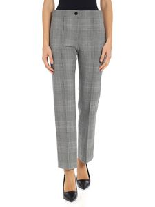 Theory - Prince of Wales palazzo trousers