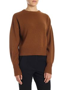 Theory - Brown crewneck pullover