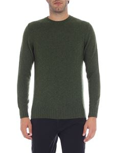 Luigi Borrelli - Green cashmere sweater