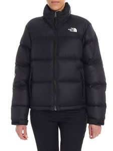 "The North Face - Piumino nero ""Nuptse"""