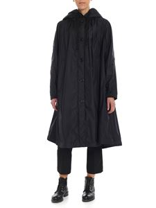 "Aspesi - Black ""Panforte"" coat"