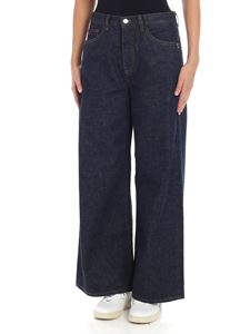 """Nine in the morning - Blue """"Voice"""" wide leg jeans"""