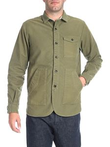 Nine in the morning - Green jacket with logo