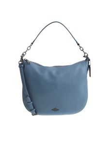 Coach - Light blue cross-body bag