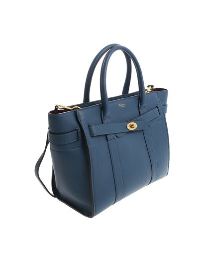 Mulberry Fall Winter 18 19 blue
