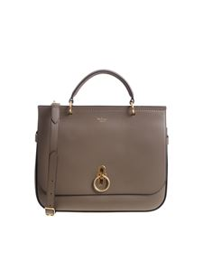 "Mulberry - Taupe ""Amberly"" cross-body bag"