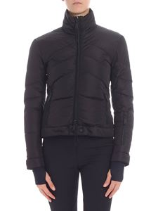 Dsquared2 - Black quilted down jacket