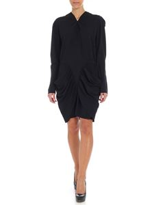 Isabel Marant - Black gathered dress