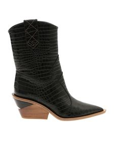 Fendi - Black pointed boots