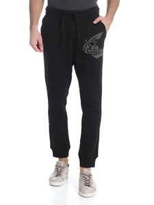 Vivienne Westwood Anglomania - Black pants with logo