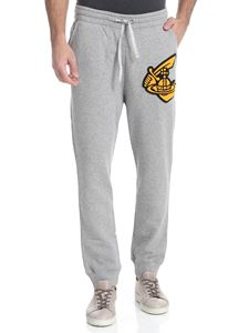 Vivienne Westwood Anglomania - Grey trousers with logo