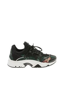 "Kenzo - ""Memento 3 Collection"" multicolor sneakers"