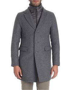 Herno - Grey padded coat