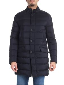 "Moncler - Blue ""Keid"" down jacket"