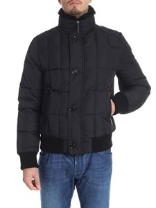 "Moorer - Black ""Soleri-KM"" down jacket"