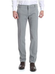 Entre Amis - Grey pocket america trousers