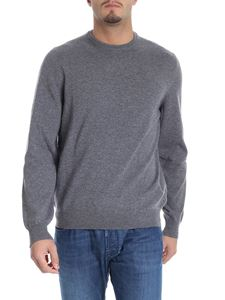 Fedeli - Dark grey cashmere sweater